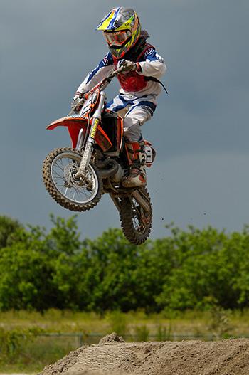 DZP Rider Dylan Rash #19