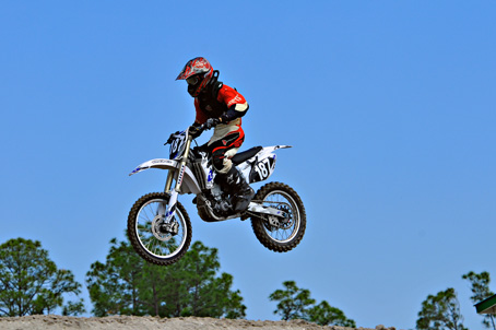 Amateur Auto Racing on Auto Racing    Motocross Racers Murdered